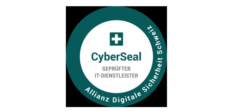 CyberSeal Zertifizierung